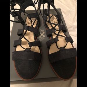 Brand new Vince Camuto gladiator sandals